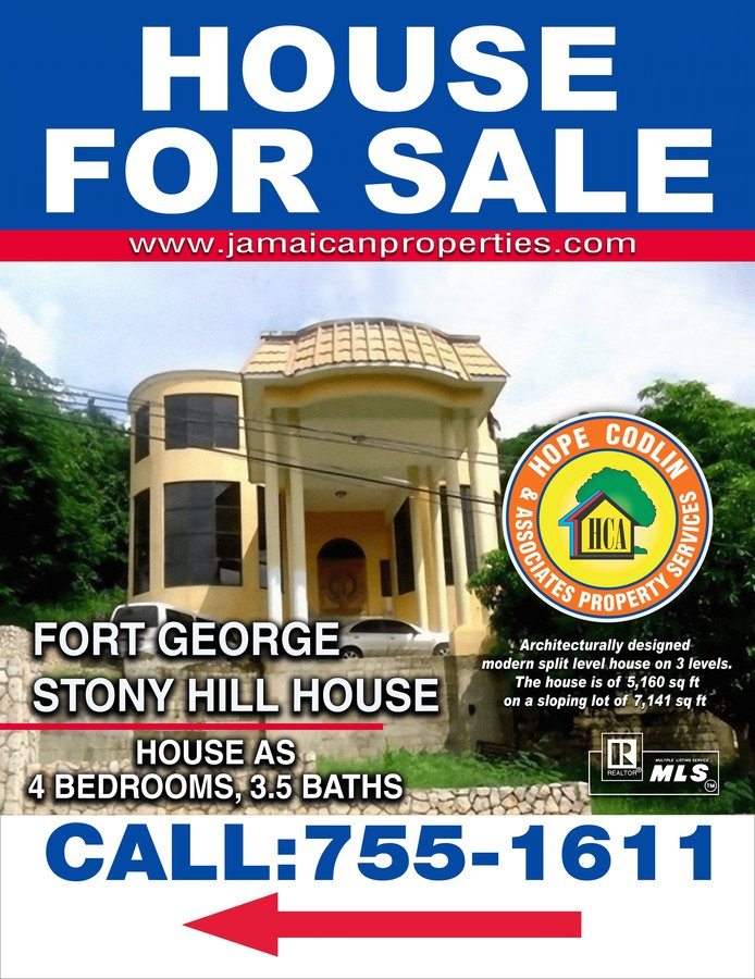 Hope Codlin and Associates Property Services - Kingston, Jamaica