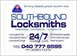 Southbound Locksmiths Adelaide, South and Southern Suburbs