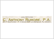 C. Anthony Rumore P.A.