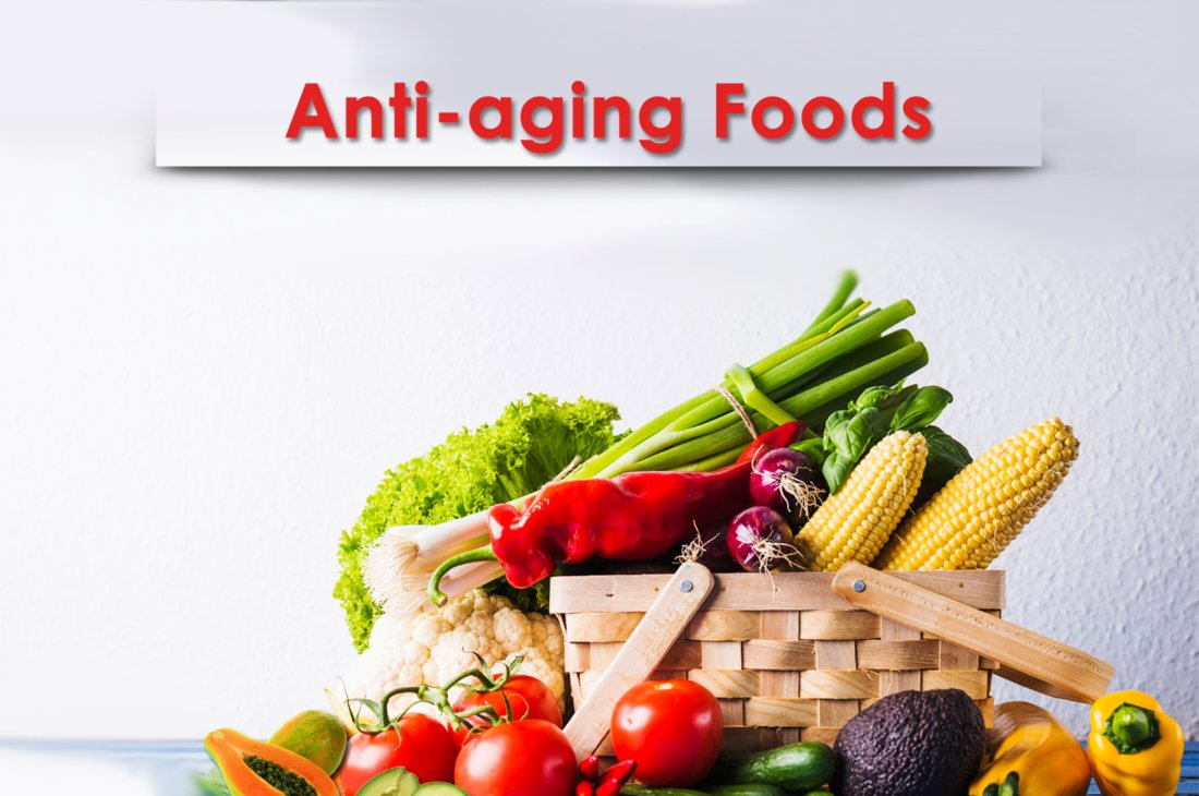 What are the best foods to fight aging?