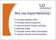 Get fame for your business through digital marketing solution of Techcentrica