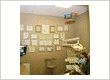 Accolades display at Long Valley dentist Cazes Family Dentistry, LLC