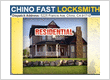 Chino Fast Locksmith