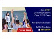 CTET Coaching in Delhi - Join Success Mantra Coaching Institute