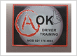 A OK Driver Training