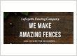 Lafayette Fencing Company