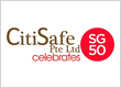 CitiSafe Pte Ltd Celebrates SG50
