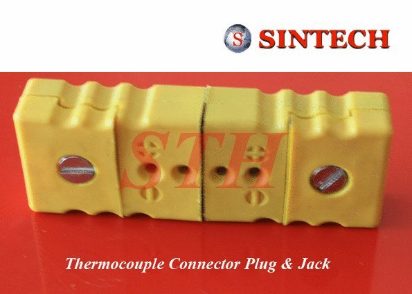 Jual Thermocouple Connector Mini Plug & Jack ( Male & Female)