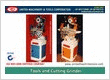 Tools and Cutting Grinder Manufacturers Exporters in India Punjab Ludhiana
