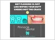 Pinnacle Dental provides a wide range of dental treatment to ensure you always have a bright, healthy smile.