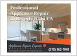 Beverly Hills Appliance Repair Experts