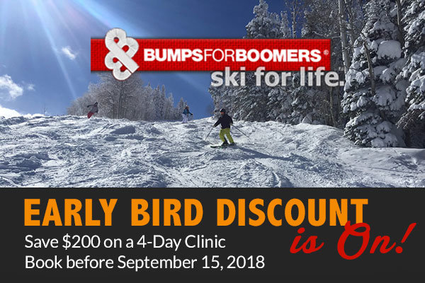 Early Bird Discount is On!
