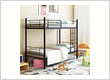 Stooreys is a perfect twin size double bunk bed for your kid's bedroom.