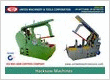 Hacksaw Machines Manufacturers Exporters in India Punjab Ludhiana