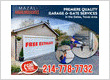 Garage Door and Gate Services Dallas TX