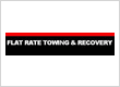 Flat Rate Towing & Recovery