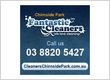 Cleaners Chirnside Park