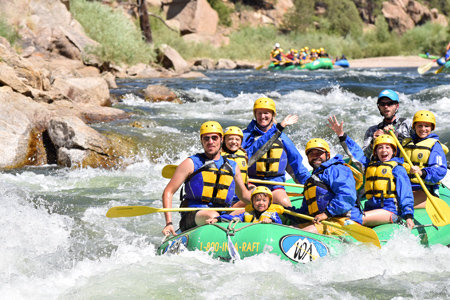 Save 10% on your 2019 Rafting Adventure!