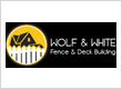 Wolf & White | Fence and Deck Builder