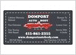 Domport Auto Body