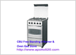 Offer: Zambia Popular Freestanding Gas Stove Oven 4 burner