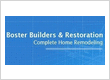 Boster Builders and Restoration