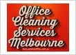 Try this site https://goo.gl/maps/bnszYNhJ3Gr for more information on Office Cleaning Melbourne. Office Cleaning Melbourne is an important activity that should be done with precision.