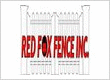 Red Fox Fence, Inc.