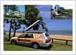 Walkabout Wagons - Campervan Rental Brisbane Australia
